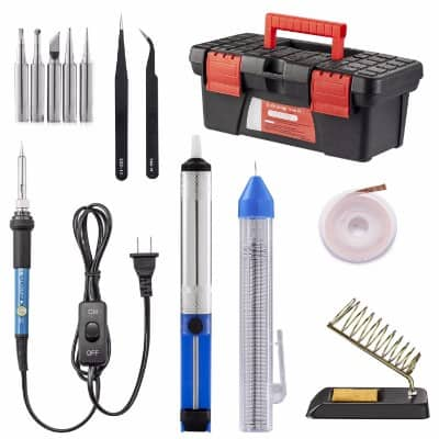 top 10 best soldering irons in 2018 reviews. Black Bedroom Furniture Sets. Home Design Ideas