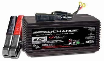 Schumacher SEM-1562A-CA 1.5 Amp Speed Charge Battery