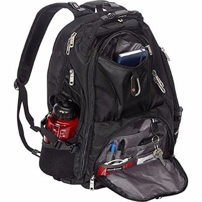 SwissGear Travel Gear 1900 TSA Laptop Backpack