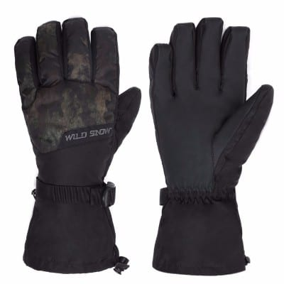 ZPbliss Men and Women Motorcycle Gloves