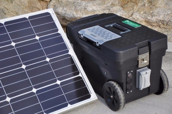 Be Prepared Solar Generator, 2500 Watt