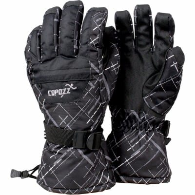 COPOZZ Motorcycle Gloves for Men and Women