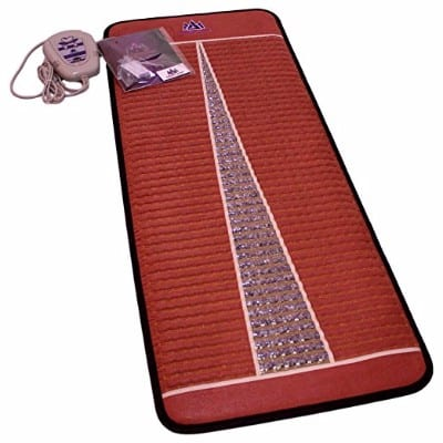 MediCrystal Far Infrared Amethyst Heating Mat