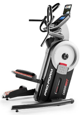 ProForm Cardio HIIT Elliptical Training Machine
