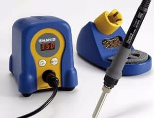 Hakko FX888D Digital Soldering Station