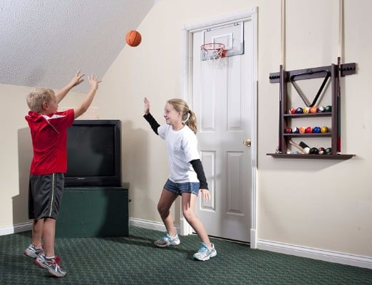 Spalding NBA Slam Jam Mini Basketball