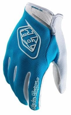 Troy Lee Designs Men's Motorcycle Gloves Blue 2X-Large