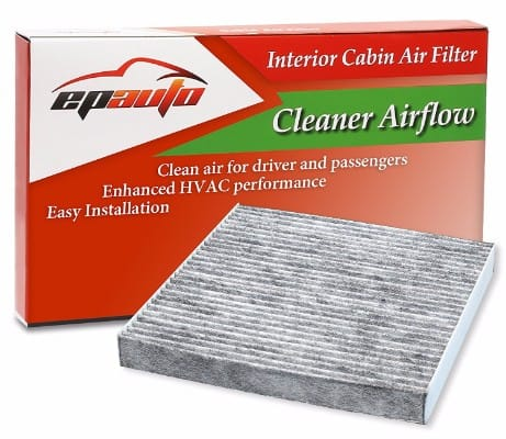 EPAuto CP134 (CF10134) Premium Cabin Air Filer