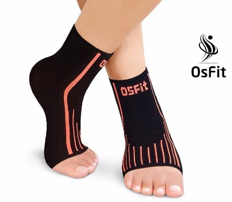 OsFit Premium Foot Care Compression Sleeve