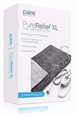 PureRelief XL - King Size Heating Pad