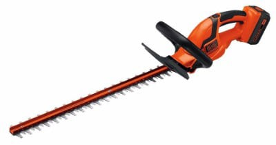 BLACK+DECKER LHT2436 40V Cordless Hedge Trimmer, 24-inch