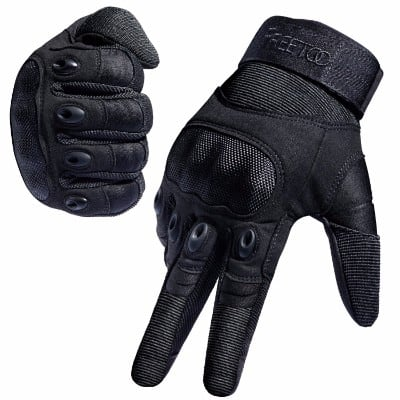FREETOO Military Tactical Motorcycle Gloves for Men