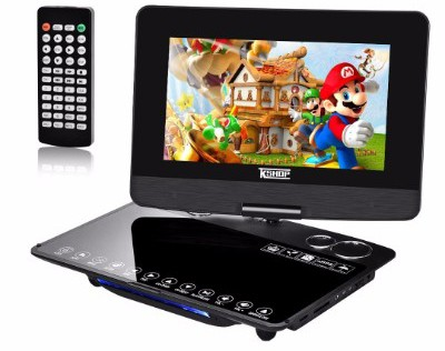 KSHOP 10.1-inch Portable DVD Player
