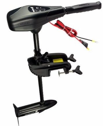 Newport Vessels NV-Series Transom Mounted Motor, Saltwater