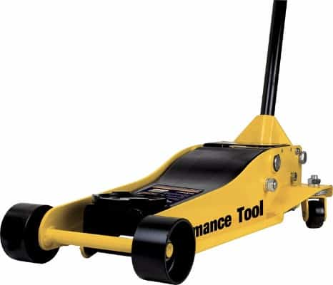 Performance Tool W1627 Low Profile Jack, 3.5 Ton