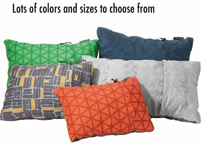 Therm-a-Rest Compressible Pillow for Camping