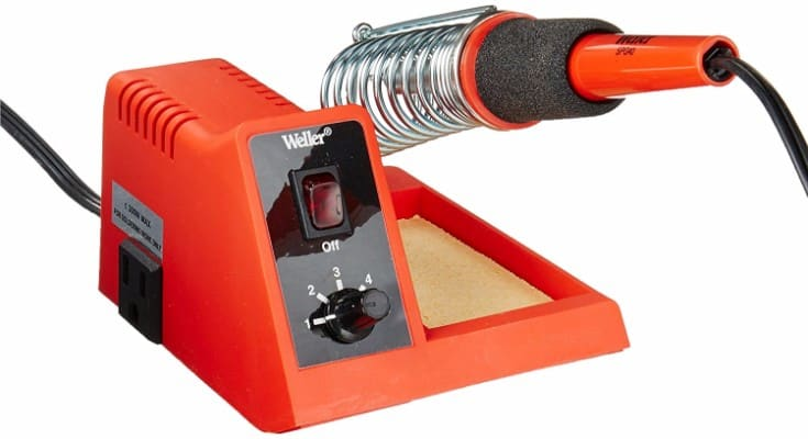 Weller WLC100 Soldering Kit, 40 Watt