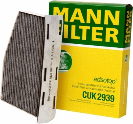 Mann-Filter CUK 2939 Cabin Filter