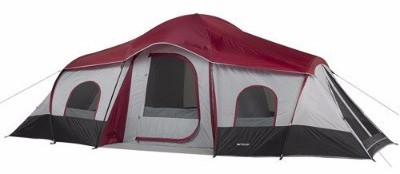 Ozark Trail 10-Person 3-Rooms XL Family Cabin Tent