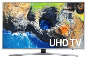 Samsung Electronics UN49MU7000 4K Ultra HD Smart LED TV, 49-Inch