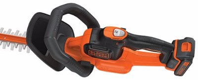 BLACK+DECKER LHT321FF POWERCOMMAND Powercut Hedge Trimmer, 22-inch