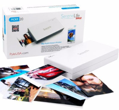 Portable Instant Mobile Photo Printers