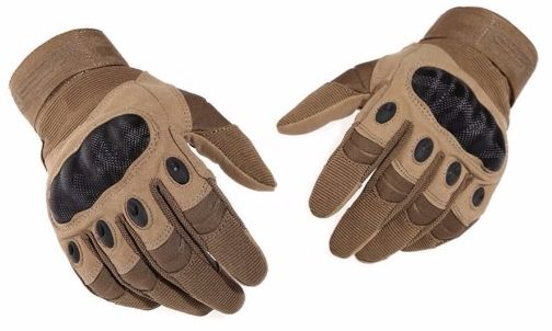 REEBOW GEAR Full Finger Hard Knuckle Gloves