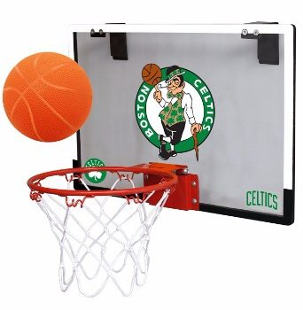 Rawlings NBA Game on Basketball Hoop & Ball Set