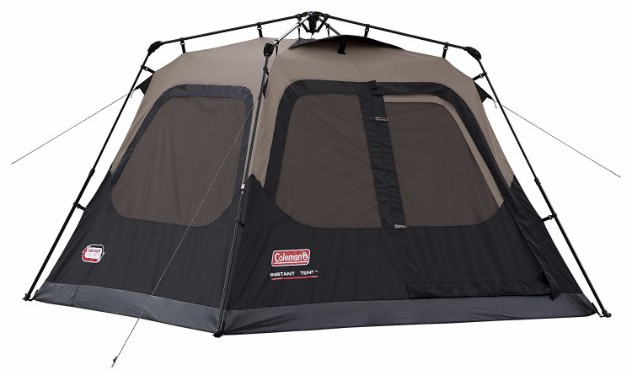 Coleman 4 Person Instant Tents