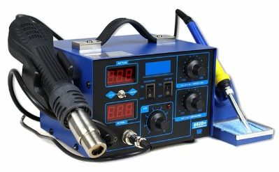 F2C 2in1 862d+ SMD Soldering Iron Station