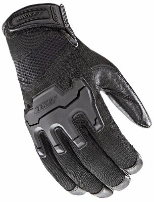 Joe Rocket Men's Eclipse Gloves, Black