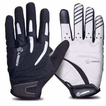 4ucycling Touch-screen Gel Padded Multifunction Breathable Gloves