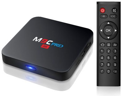 Bqeel M9C Pro Android TV Box