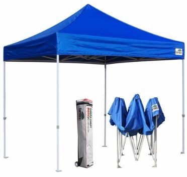 #9 Eurmax Basic 10×10 EZ Pop up Canopy Tent Entry Commercial Level+Roller bag  sc 1 st  THE10PRO & Top 10 Best Beach Canopies | Complete Review