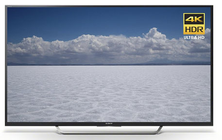Sony XBR49X700D 49-inch 4K Ultra HD TV