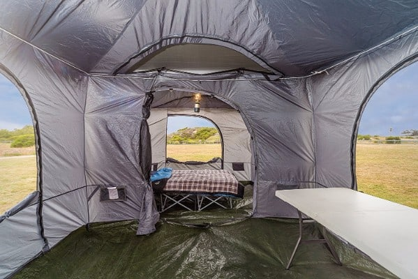 Standing Room Family Cabin Tent 8.5 FEET OF HEAD ROOM