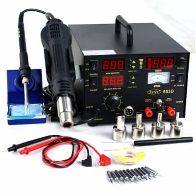 Zeny 3in1 SMD DC Rework Soldering Station