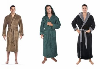 Best Bathrobes for Men Reviews