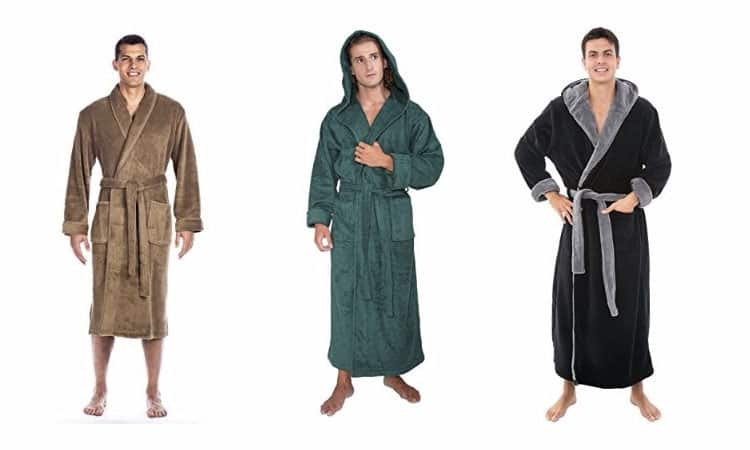 Top 9 Best Bathrobes For Men In To Have 2020 Review