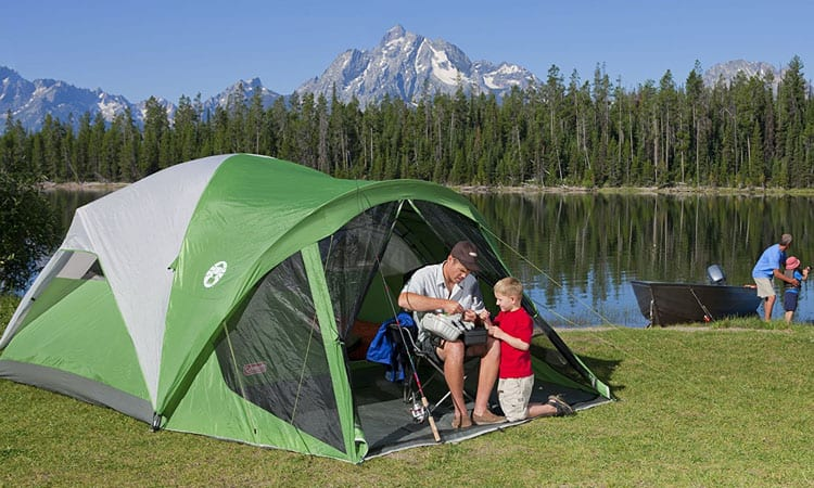 & Top 10 Best Cabin Tents for Family in 2018 Reviews