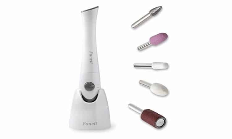 Top 9 Best Electric Nail Files in 2018 Reviews