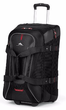High Sierra AT7 Carry-on Rolling Duffel