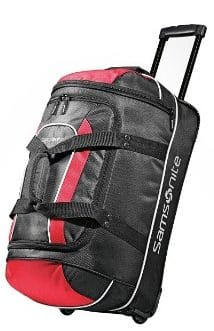 Samsonite Andante Wheeled 22_ Duffel Bag