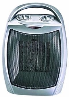 750W_1500W ETL Listed Quiet Ceramic Space Heater with Portable Electric Heater