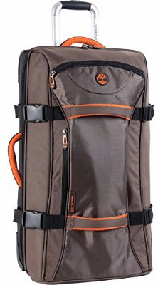 Timberland Luggage Twin Mountain Wheeled Duffle, 26-inch