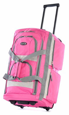 7f7342b1f5e The 16 Best Rolling Duffel Bags That Help You To Travel Better in ...