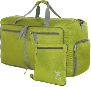Bago Travel Duffle Bag for Women and Men
