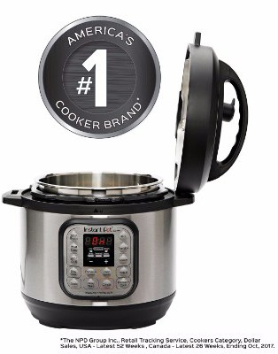 Pot Duo Mini 3 Qt 7-in-1 Multi- Use Programmable Pressure Cooker