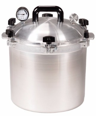 All American 21-12-Quart Pressure Cooker Canner