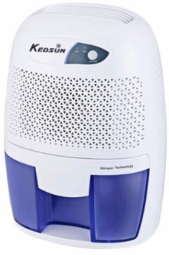 KEDSUM Small Thermo-Electric Dehumidifier, FCC Approved